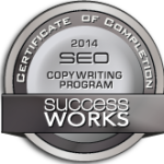 SEO Copywriting Certification